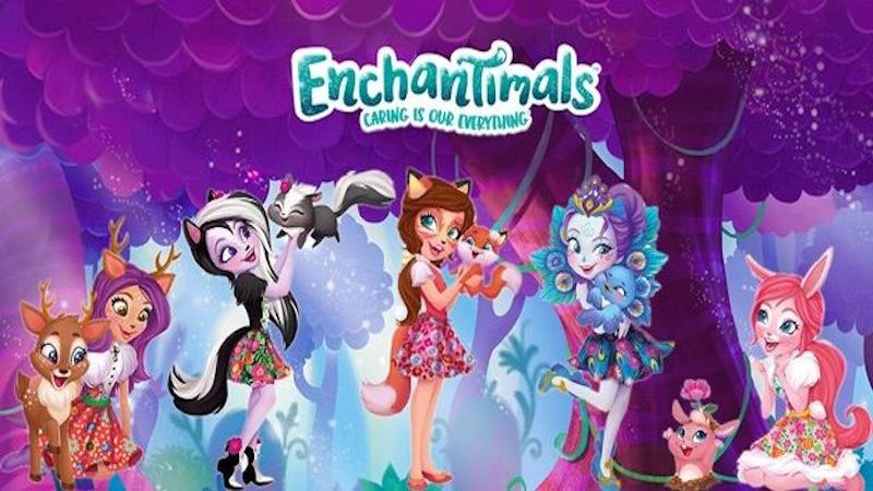 muñecas EnchanTimals